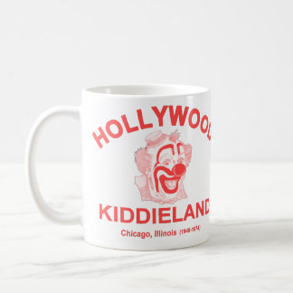 Hollywood Kiddieland, Chicago, IL. Amusement Park Coffee Mug