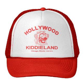 Hollywood Kiddieland, Chicago, IL. Amusement Park Trucker Hats
