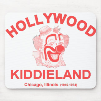 Hollywood Kiddieland, Chicago, IL. Amusement Park Mouse Pad