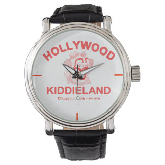 Hollywood Kiddieland, Chicago, IL. Parque de Reloj