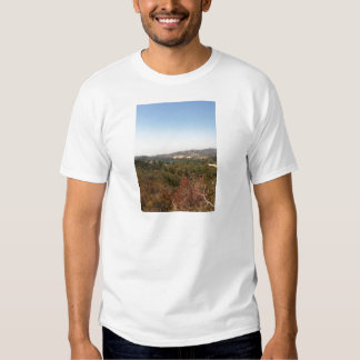 hollywood landscape t-shirt