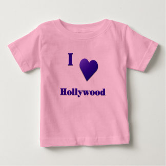 Hollywood -- Midnight Blue Baby T-Shirt