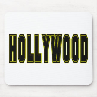 Hollywood Mouse Pad