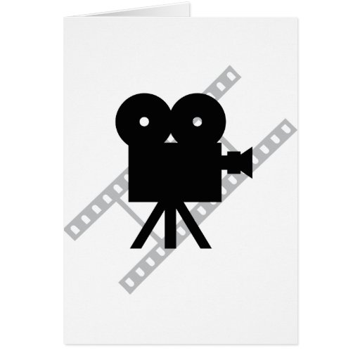 hollywood movie cine camera film cards