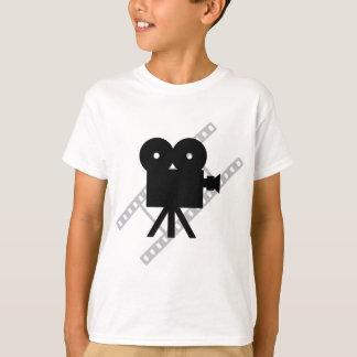 hollywood movie cine camera film T-Shirt