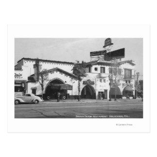 Hollywood, opinión del restaurante de CA Brown Postal