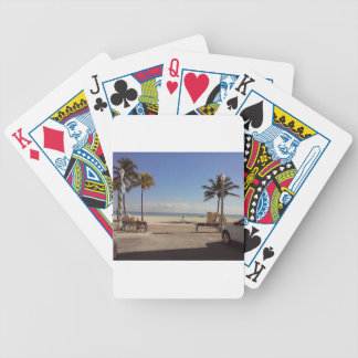 Hollywood Paradise Bicycle Playing Cards