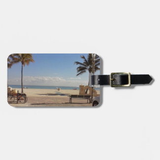 Hollywood Paradise Tag For Luggage