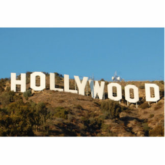 hollywood photo sculpture