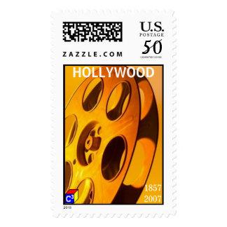 Hollywood Postage