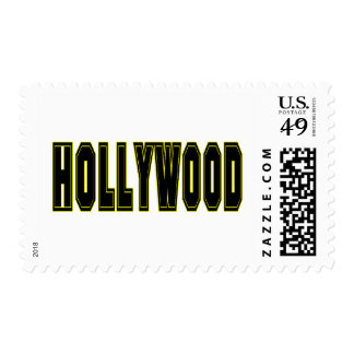 Hollywood Postage Stamps