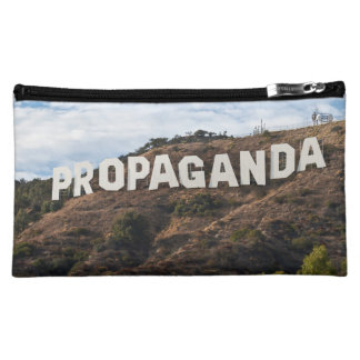 Hollywood Propaganda Cosmetic Bag