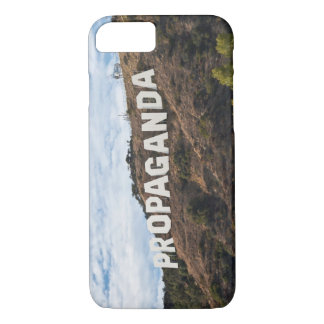 Hollywood Propaganda Sign iPhone 7 Case