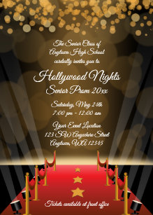 prom invitations zazzle