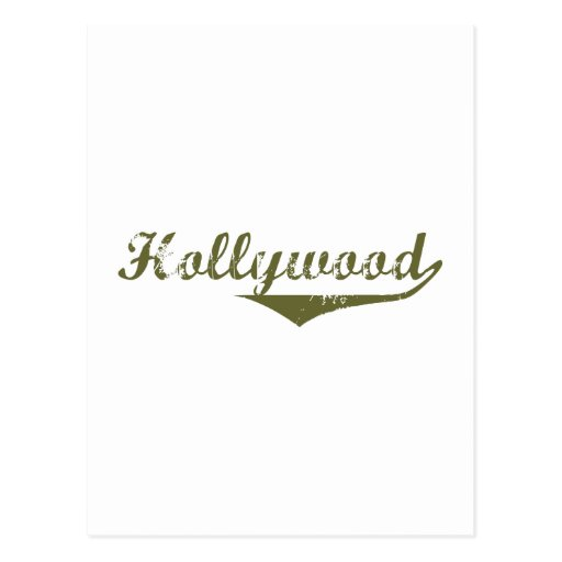 Hollywood  Revolution t shirts Post Cards