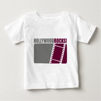 Hollywood Rocks! Baby T-Shirt