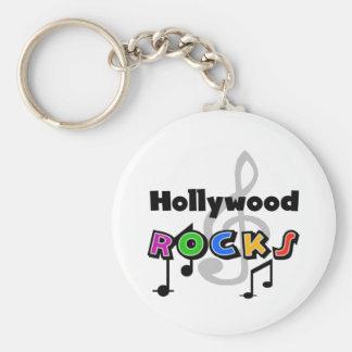 Hollywood Rocks Keychains