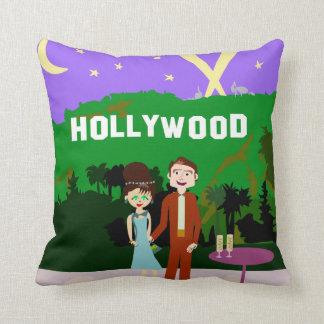 Hollywood Romance Pillow