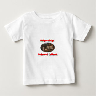 Hollywood Sign Baby T-Shirt