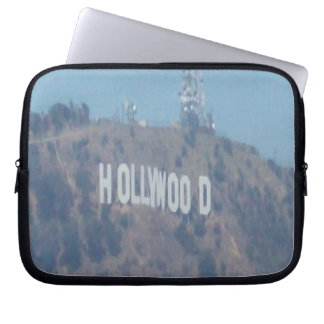 HOLLYWOOD sign Computer Sleeve