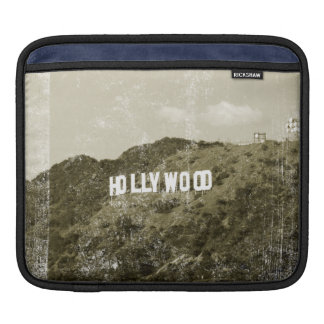 Hollywood Sign iPad Sleeve
