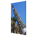 Hollywood sign, Los Angeles, California Canvas Print