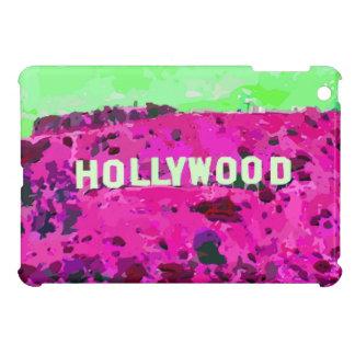 Hollywood Sign Los Angeles California iPad Mini Cover