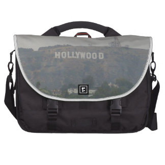 Hollywood Sign on the Hills Laptop Bag