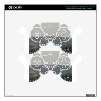 Hollywood Sign on the Hills Skin For PS3 Controller