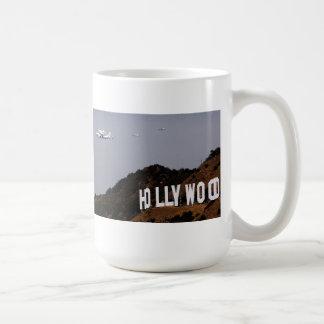 Hollywood Sign Souvenir Mug