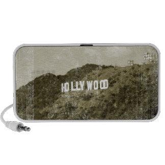 Hollywood Sign Mp3 Speaker