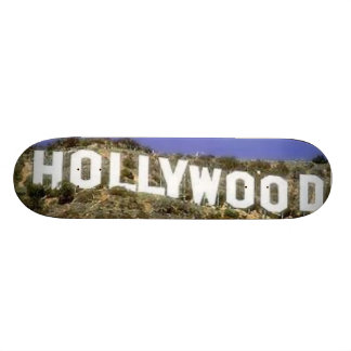 """Hollywood"" Skateboard"