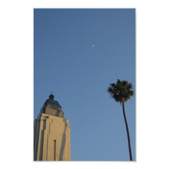 Hollywood Sky Poster