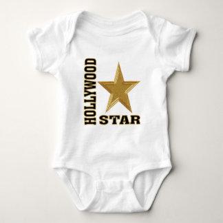 Hollywood Star Baby Bodysuit