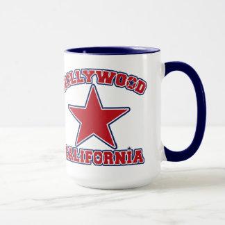 Hollywood Star mugs