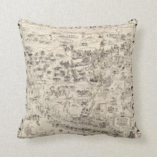 Hollywood Star Pillows  Decorative  Throw Pillows  Zazzle