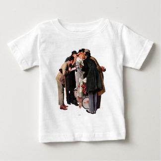 Hollywood Starlet Baby T-Shirt
