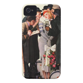 Hollywood Starlet iPhone 4 Cover