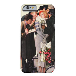 Hollywood Starlet Barely There iPhone 6 Case