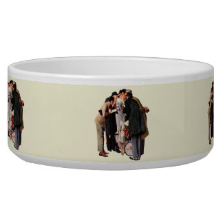 Hollywood Starlet Dog Food Bowl