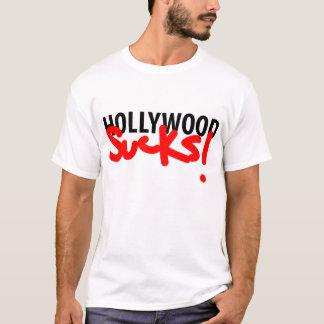 HOLLYWOOD SUCKS T-Shirt
