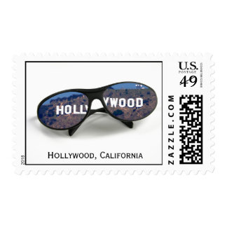 Hollywood Sunglasses Postage