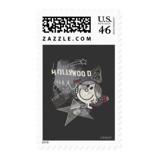 Hollywood Sunshine - A Star Is Born Postage