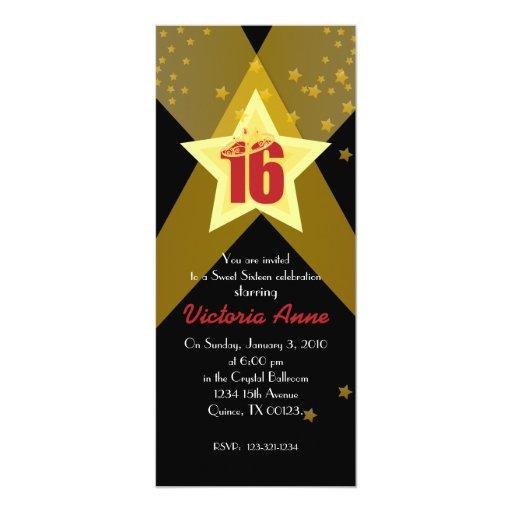 Unique Quinceanera Invitations was awesome invitation ideas