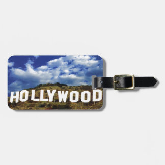 HOLLYWOOD TAG FOR LUGGAGE