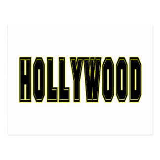 Hollywood Tarjetas Postales
