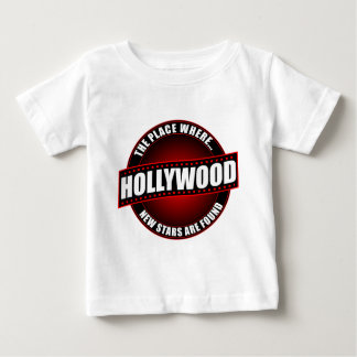 Hollywood - The Place Where... New Stars Are Found Baby T-Shirt