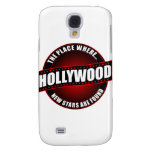 Hollywood - The Place Where... New Stars Are Found Galaxy S4 Cases