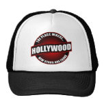 Hollywood - The Place Where... New Stars Are Found Hats