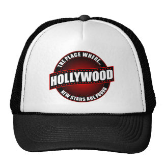 Hollywood - The Place Where New Stars Are Found Hats